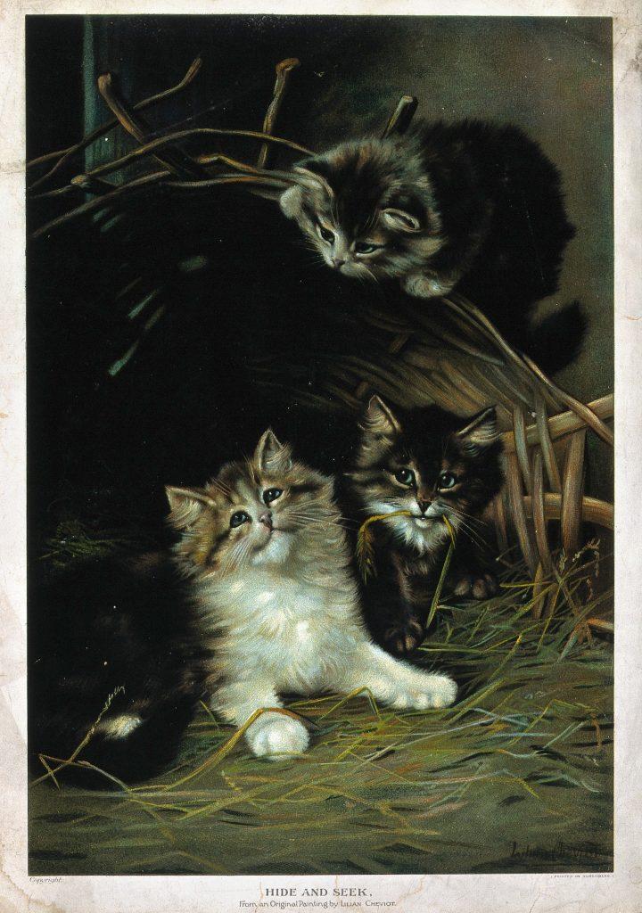 Kittens, Lilian Cheviot