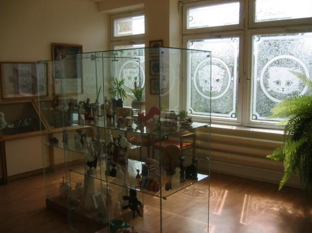 Cat Museum, (Šiauliai, Lithuania)