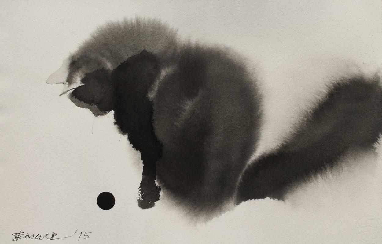 Endre Penovac, Black Cat, Black Ball