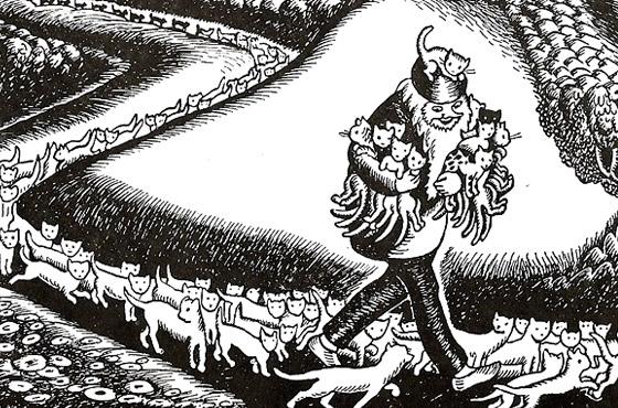 Wanda Gag, Millions of Cats, 5
