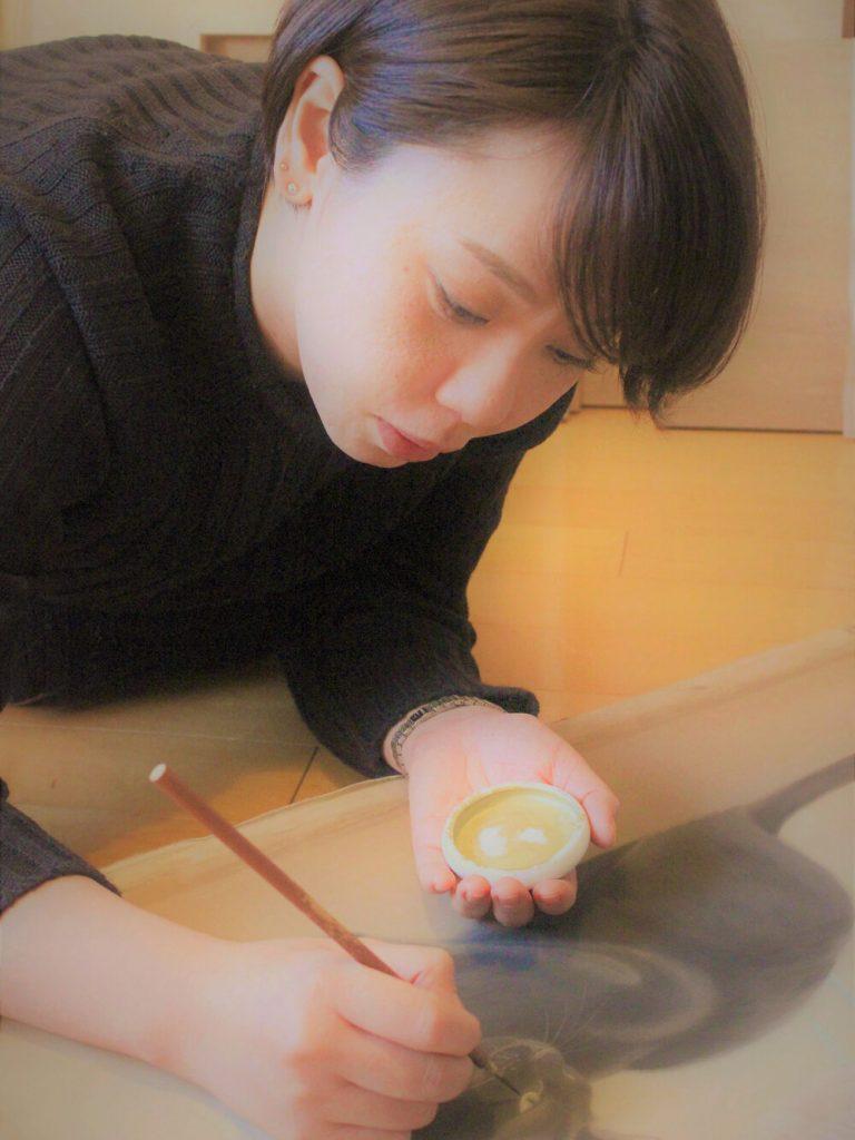 Fumika Koda, cat artist