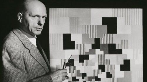 Adolf Richard Fleischmann, cat artist