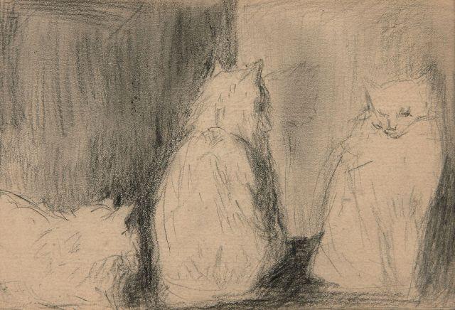 Attribué à Théodule Ribot Saint-Nicolas-d'Attez, 1823 - Colombes, 1891