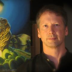 Chris Miles, cat artist