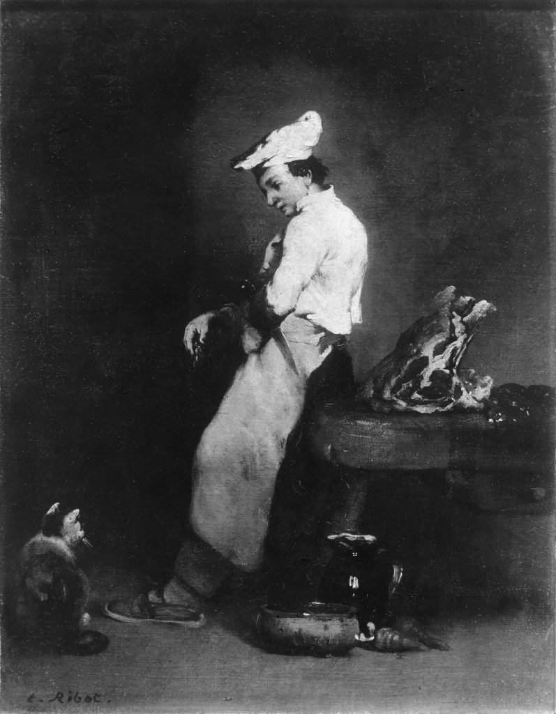 Théodule Ribot, The Young Cook