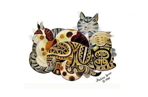 Cats 2, Dahlov Ipcar