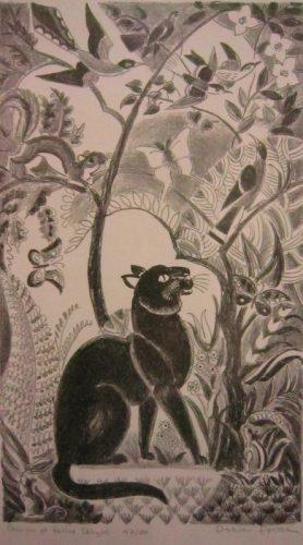 Garden of Feline Delights