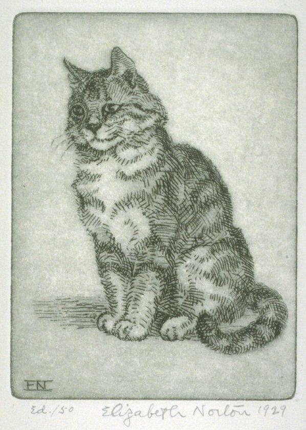 Ezekiel, Elizabeth Norton, 1929