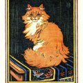 Orange Tabby, Elizabeth Norton, 1926