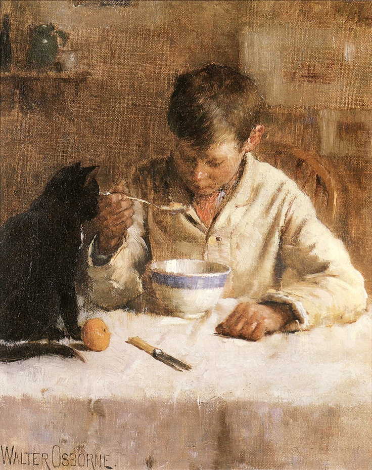 Cats in art, famous cat paintings