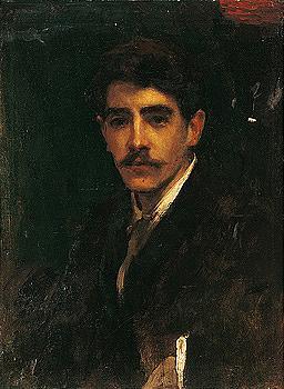 Self Portrait, William Frederick Osborne