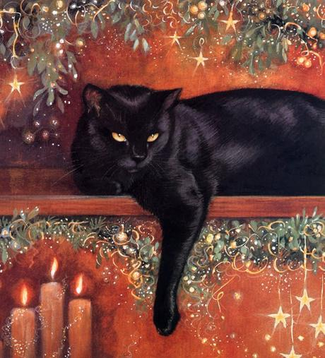 Chrissie Snelling, Black Cat Christmas