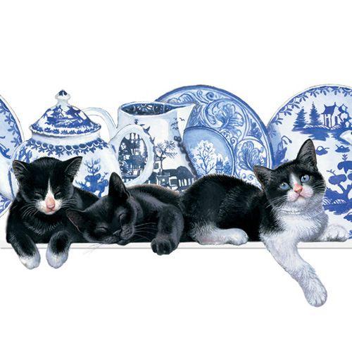 Chrissie Snelling, Porcelain cats