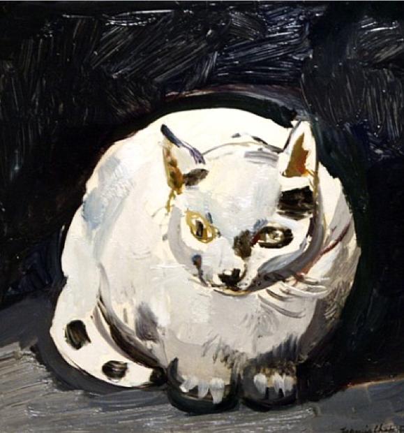 Figaro, 1945, Francis Chapin