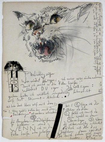 Horst Janssen, Wild Cat