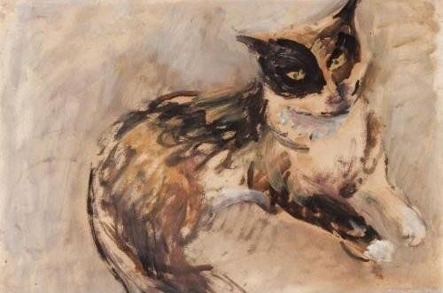 Duncan Grant, Cat 2