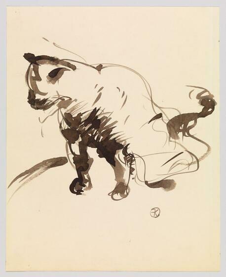 Franz Kline _ Cat _ Whitney Museum of American Art 1946-49