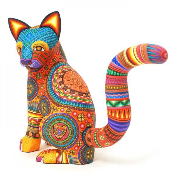 Cat Alebrijes, Pedro Linares Lopez