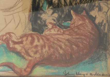 John Alonzo Williams, Orange Cat